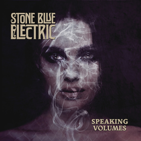 Speaking Volumes Stone Blue Electric