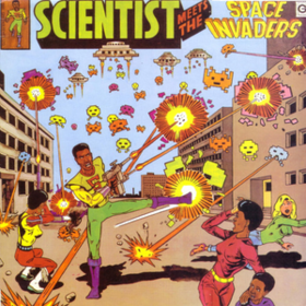 Meets The Space Invaders Scientist