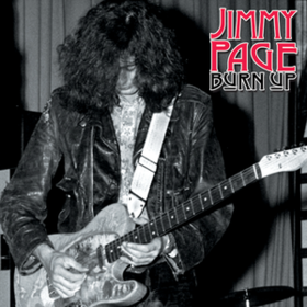 Burn Up Jimmy Page