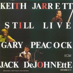 Still Live Keith Jarrett