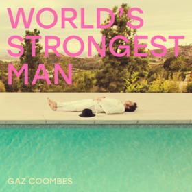 World's Strongest Man Gaz Coombes