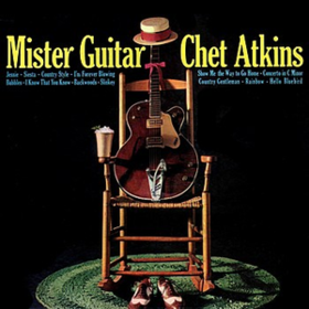 Mister Guitar Chet Atkins