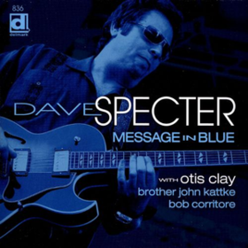Message In Blue Dave Specter