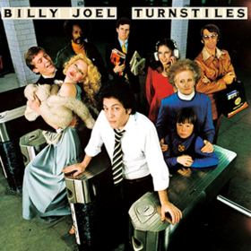 Turnstiles Billy Joel