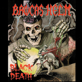 Black Death Brocas Helm
