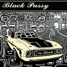 On Blonde Black Pussy