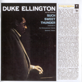 Such Sweet Thunder Duke Ellington