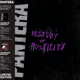 History Of Hostility & Far Beyond Bootleg - Live From Donington '94 Pantera