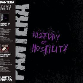 History Of Hostility & Far Beyond Bootleg - Live From Donington '94 Pantera