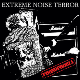Phonophobia Extreme Noise Terror
