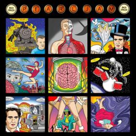 Backspacer Pearl Jam