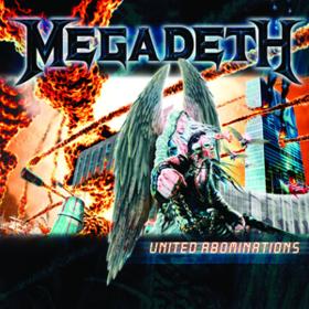 United Abominations Megadeth