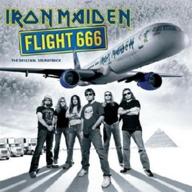 Flight 666 Iron Maiden