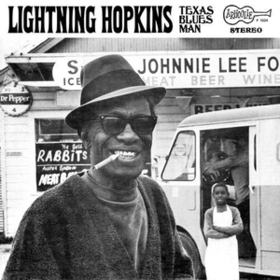 Texas Blues Man Lightnin' Hopkins