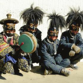 Tibetan Buddhism Trip Kink Gong