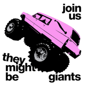 Join Us They Might Be Giants