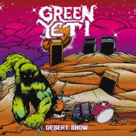 Desert Show Green Yeti