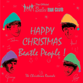 The Christmas Records The Beatles