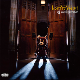 Late Registration Kanye West