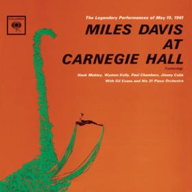 At Carnegie Hall Miles Davis