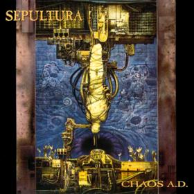 Chaos A.D. Sepultura