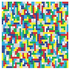 Tetris Hollywoodfun Downstairs