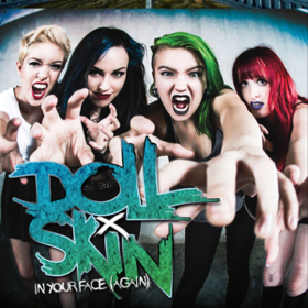 In Your Face (again) Doll Skin