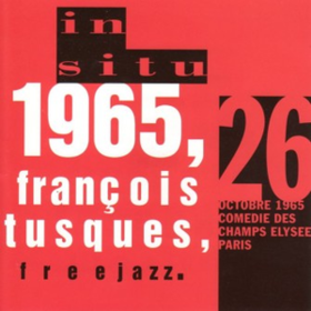 Free Jazz Francois Tusques