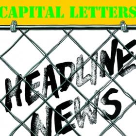Headline News Capital Letters