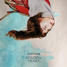 Golden Heart Heidi Happy
