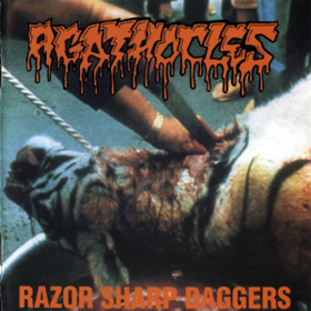 Razor Sharp Daggers Agathocles