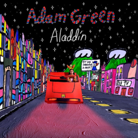 Aladdin Adam Green
