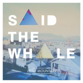 Little Mountain Said The Whale