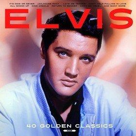 40 Golden Classics -hq- Elvis Presley