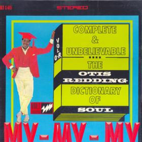 Dictionary Of Soul Otis Redding