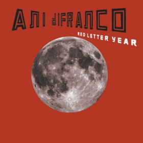 Red Letter Year Ani Difranco