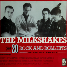 20 Rock And Roll Hits Milkshakes