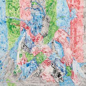 Multicoloured Shadows Philippe Petit