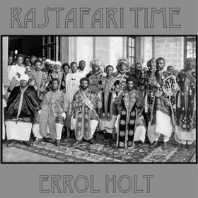 Rastafari Time Errol Holt