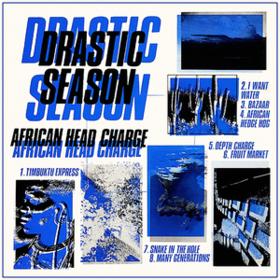 Drastic Season African Head Charge