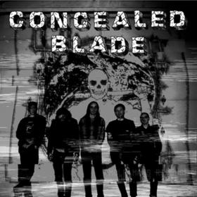 Concealed Blade Concealed Blade