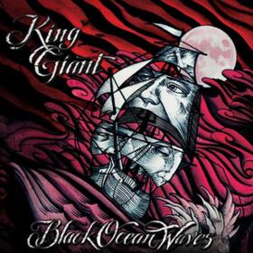 Black Ocean Waves King Giant