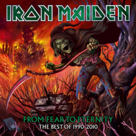 From Fear To Eternity Iron Maiden