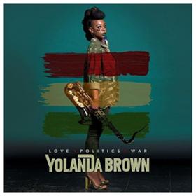 Love Politics War Yolanda Brown