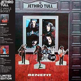 Benefit/Warchild Jethro Tull