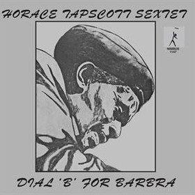 Dial 'B' For Barbra Horace Tapscott