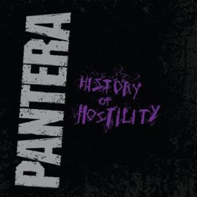 History Of Hostility Pantera
