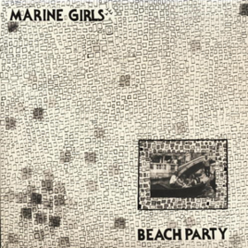 Beach Party Marine Girls