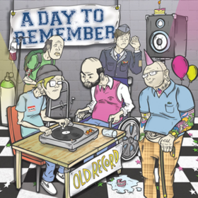 Old Record A Day To Remember