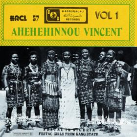 Best Woman Vincent Ahehehinnou